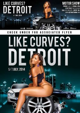 Facebook Cover Like Curves Motor Show
