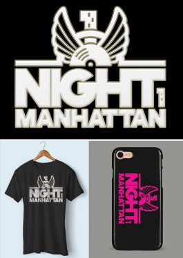 Design Template One Night in Manhattan download