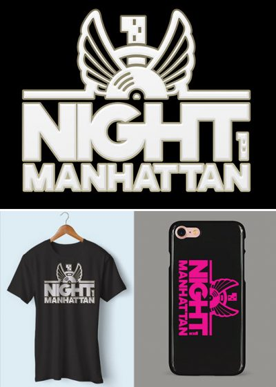 Design Template One Night in Manhattan download