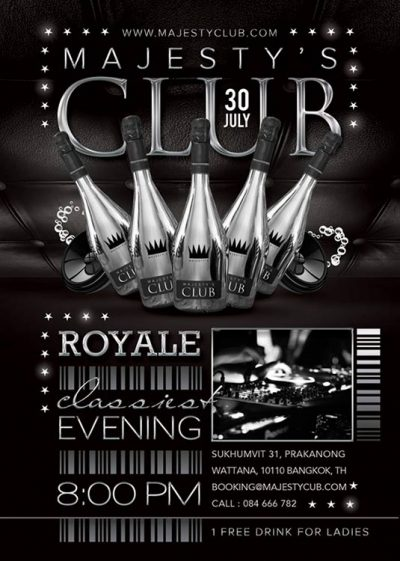 Majesty Club Royale Classiest Event download