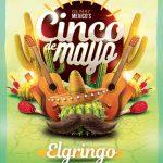 Mexico Cinco De Mayo Celebration Flyer Template download