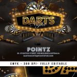 Special Darts Pub Night Flyer Or Club Flyer Template download