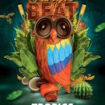 Exotic Jungle Beat Night Party Flyer Template download